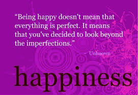 happy imperfections